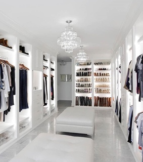 Dream, inspiration and luxury