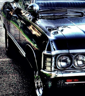 impala, supernatural and winchester