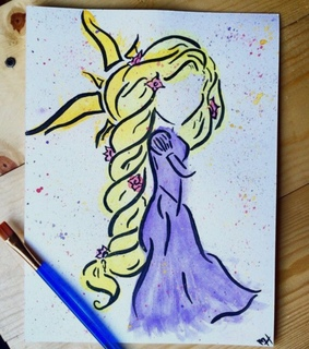 disney, beautyful and drawing