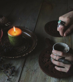 wicca and witch