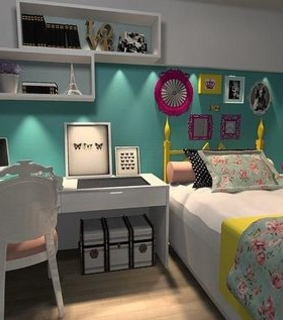 room, decoration and kids
