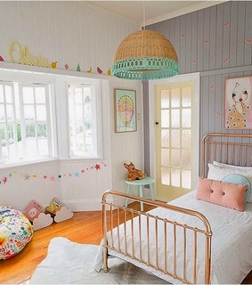 room, decoration and baby