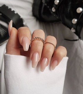 beauty, nails and manucure