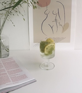 drink, delicious and minimal