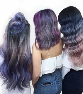 hairstyle, color hair and hair goals