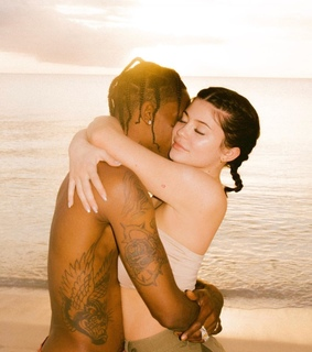 couples goals, travis scott and kylie jenner