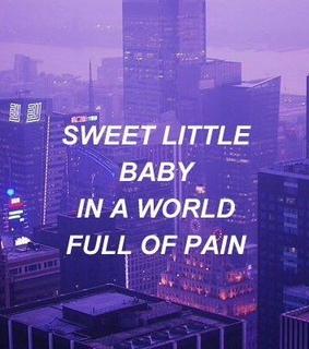 quote, pain and aesthetic