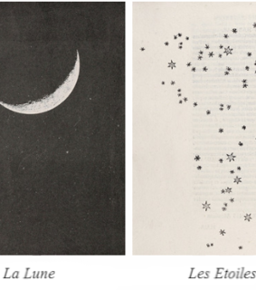 drawing, stars and black