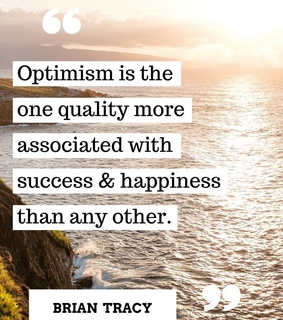 optimism, biggoals and focus
