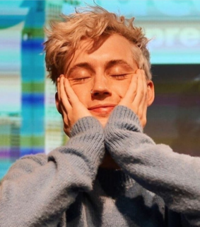 singer, cool and troyesivan
