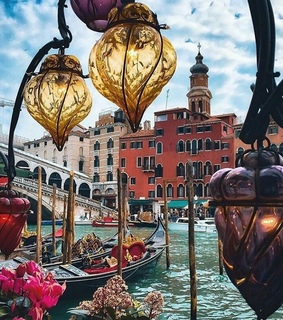 italy, venice and travel