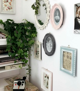 decor, decorations and vintage