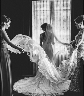goals, wedding dress and wedding day
