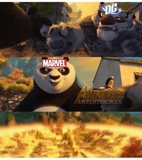 Avengers, ds and infinity war