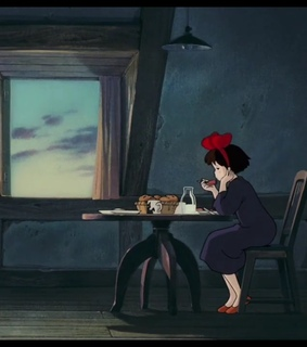 love, kiki and lonely