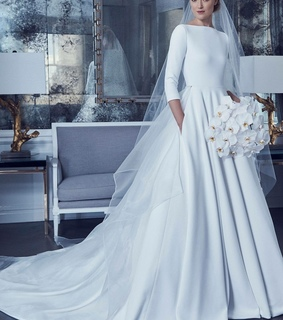 bride, gown and gorgeous
