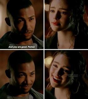 marcel gerard, hope mikaelson and The Originals