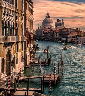 venice, italia and travel