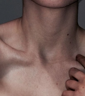 sweet, clavicle and love