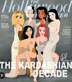 the kardashian, cool and 2018