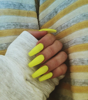 gel, nails and acrylic