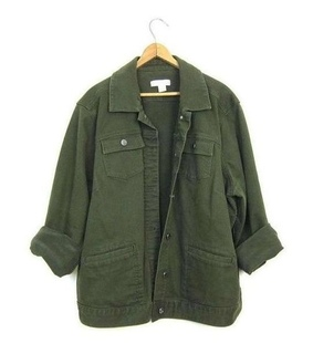 Polyvore, jacket and green