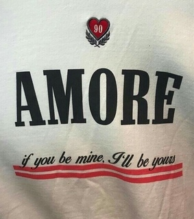 love, vintage and ?amore