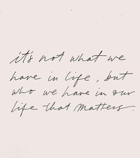 love, life and quote