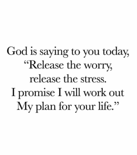 life, promise and god