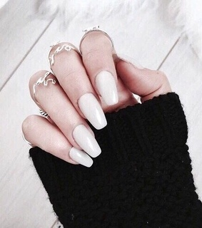 instagram, acrylic nails and vogue