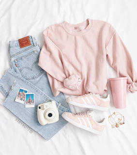 comfy, ariana grande and style