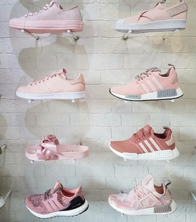 sneaker, clothe and pink