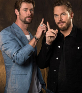 funny face, starlord and chris pratt