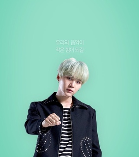 color, bts and suga