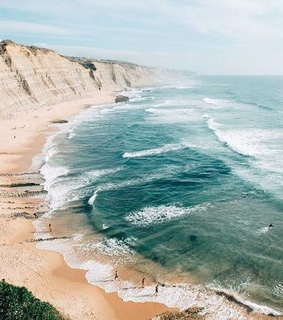 ocean, place and waves