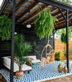 inspiration, outdoor living and entertaining