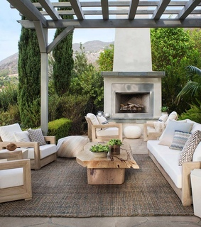entertaining, outdoor living and outdoor inspiration