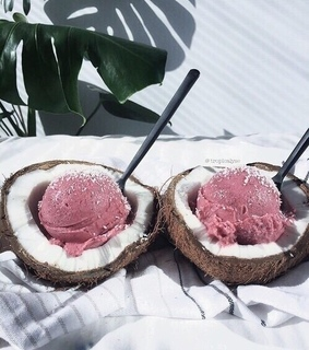 coconut, inspiration and delicious