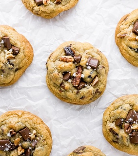 Cookies, sweets and desserts