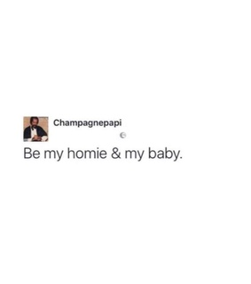 love, champagnepapi and couple