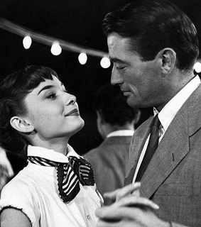 wow, old hollywood and audrey hepburn