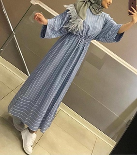 modest and hijab