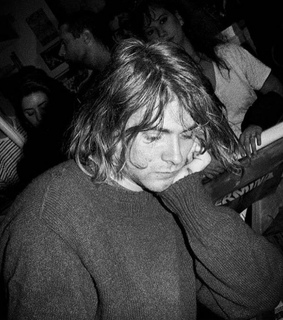 kurt cobain, 90s and grunge