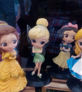 toys, princesses and rapunzel