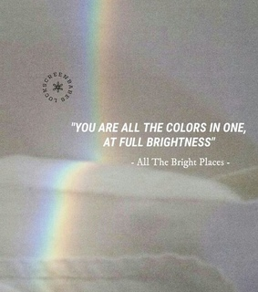 all, the and bright