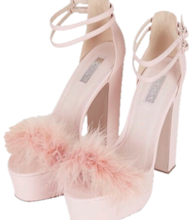 pink, aesthetic and shoes png