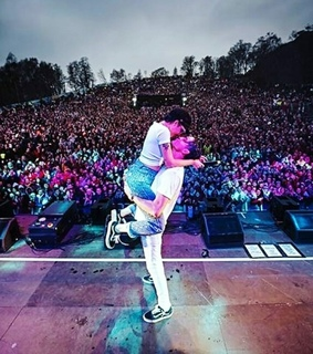 halsey and g eazy, him and i and g eazy