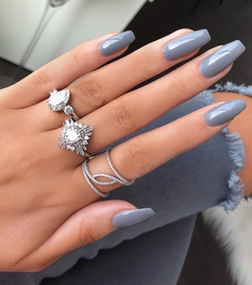 fashion, nails and style