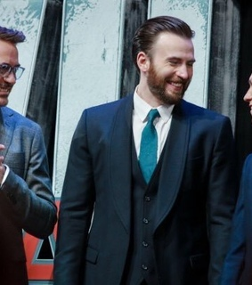 chris evans, the avengers and captain america