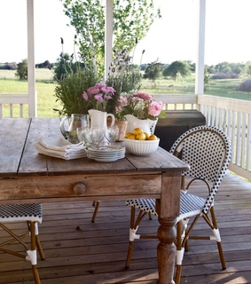 country living, home decor and porch
